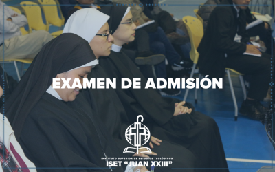 Examen de admisión 2021